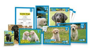 Your Puppy Sponsorship Items